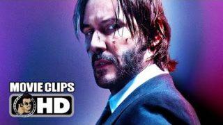 JOHN WICK 2 Clips (2017) Keanu Reeves