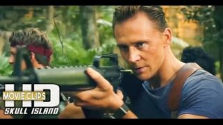 KONG SKULL ISLAND – EXCLUSIVE MOVIE CLIPS 1 – 5 (2017) Tom Hiddleston Action Movie HD