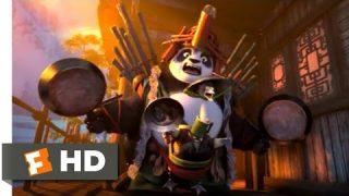 Kung Fu Panda 3 (2016) – Double Dad Defense Scene (7/10) | Movieclips