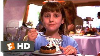 Matilda (1996) – I'm Smart, You're Dumb Scene (2/10)   Movieclips