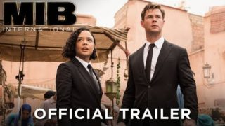 MEN IN BLACK: INTERNATIONAL – Official Trailer #2
