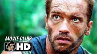 PREDATOR Movie Clip – Mud Camouflage (1987) Arnold Schwarzenegger Sci-Fi Action Movie HD