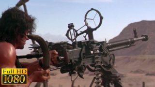 Rambo 3 (1988) – Rambo Destroy The Chopper Scene (1080p) FULL HD
