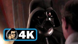 ROGUE ONE Movie Clip – Krennic Visits Darth Vader Scene  4K ULTRA HD  2016