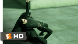Rooftop Showdown – The Matrix (7/9) Movie CLIP (1999) HD