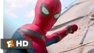 Spider-Man: Homecoming (2017) – Washington Monument Rescue Scene (3/10) | Movieclips