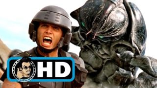 Tanker Bug – STARSHIP TROOPERS Movie Clip (1997) Sci-Fi Action Movie HD