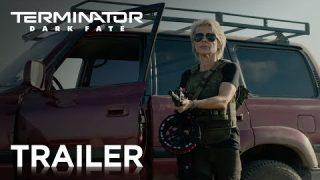 TERMINATOR DARK FATE | OFFICIAL HD TRAILER #1 | 2019