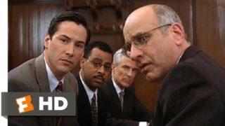 The Devil's Advocate (1/5) Movie CLIP – Jury Selection (1997) HD