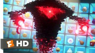 The Emoji Movie (2017) – Smiler's Revenge Scene (9/10)   Movieclips