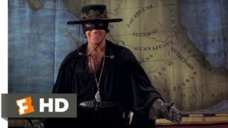 The Mask of Zorro (5/8) Movie CLIP – Kill Him (1998) HD