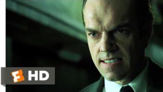The Matrix (8/9) Movie CLIP – Subway Fight (1999) HD