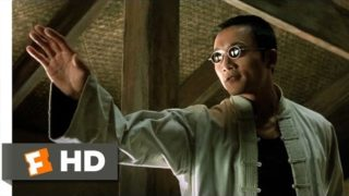The Matrix Reloaded (1/6) Movie CLIP – Seraph's Test (2003) HD