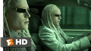 The Matrix Reloaded (4/6) Movie CLIP – Freeway Fight (2003) HD