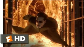 The Matrix Reloaded (6/6) Movie CLIP – Beat the Bullet (2003) HD