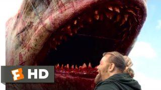 The Meg (2018) – We Killed the Meg! Scene (6/10) | Movieclips