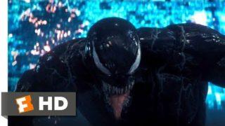 Venom (2018) – Getting Swatted Scene (5/10) | Movieclips