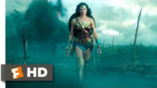Wonder Woman (2017) – No Man's Land Scene (6/10) | Movieclips