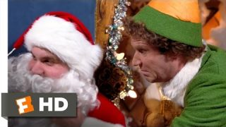 You Sit on a Throne of Lies – Elf (3/5) Movie CLIP (2003) HD