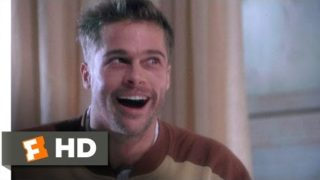 12 Monkeys (6/10) Movie CLIP – Eating a Spider (1995) HD