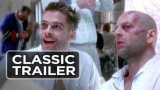 12 Monkeys Official Trailer #1 – Bruce Willis, Brad Pitt Movie (1995) HD