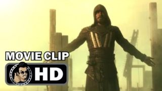 ASSASSIN'S CREED Movie Clip – Leap of Faith (2016) Michael Fassbender Sci-Fi Action Movie HD