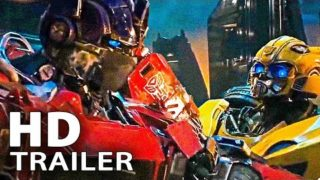 BUMBLEBEE All Best Movie Clips + Trailers (2018)