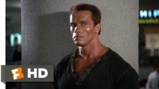Commando (2/5) Movie CLIP – Mall Brawl (1985) HD