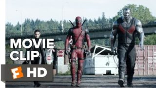 Deadpool Movie CLIP – 2 Girls 1 Punch (2016) – Ryan Reynolds, Morena Baccarin Action Movie HD