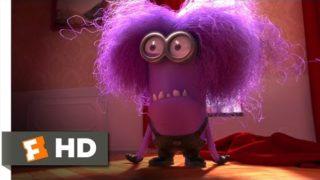Despicable Me 2 (9/10) Movie CLIP – The Purple Minion Attacks (2013) HD
