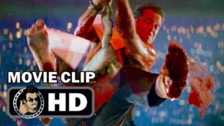 DIE HARD Movie Clip – Roof Jump (1988) Bruce Willis Action Movie HD
