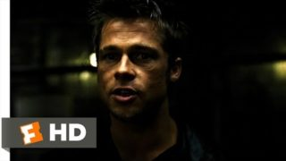 Fight Club (2/5) Movie CLIP – The First Rule of Fight Club (1999) HD