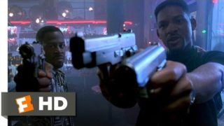 Freeze Mother Bitches! – Bad Boys (3/8) Movie CLIP (1995) HD