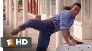 Hard Target (3/9) Movie CLIP – Missed the Party (1993) HD