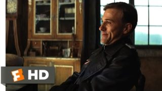Inglourious Basterds (1/9) Movie CLIP – The Jew Hunter (2009) HD