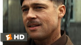 Inglourious Basterds (2/9) Movie CLIP – One Hundred Nazi Scalps (2009) HD