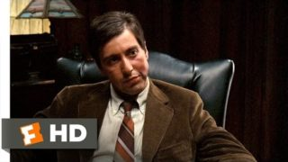 It's Strictly Business – The Godfather (2/9) Movie CLIP (1972) HD