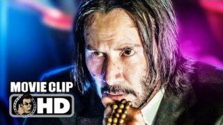 "JOHN WICK 3 ""Director"" Movie Clip (2019) Keanu Reeves, Anjelica Huston Movie"