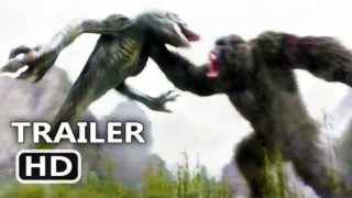 "KING KONG ""Breath"" TV Spot CLIP (2017) Brie Larson Blockbuster Action Movie HD"
