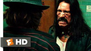 Machete (1/5) Movie CLIP – A Gutsy Jump (2010) HD
