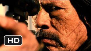 Machete #1 Movie CLIP – Senator Assassination Attempt (2010) HD