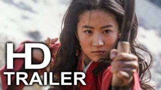 MULAN Trailer #1 NEW (2020) Donnie Yen Disney Live Action Movie HD
