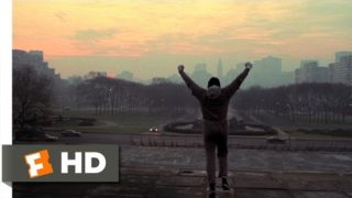 Rocky (8/10) Movie CLIP – Training Montage (1976) HD