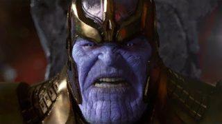 Ronan Meets Thanos Scene – Guardians of the Galaxy (2014) IMAX Movie CLIP HD