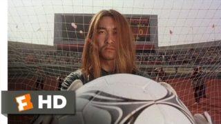 Shaolin Soccer (2001) – The Evil Goalie Scene (9/12) | Movieclips