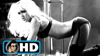SIN CITY: A DAME TO KILL FOR Movie Clip – Nancy Dancing |FULL HD| Jessica Alba Action Movie 2014