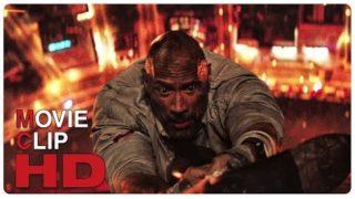 SKYSCRAPER Best Scenes – All Fight Scenes (2018) Movie CLIP HD