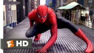 Spider-Man 2 – The Train Battle Scene (6/10) | Movieclips