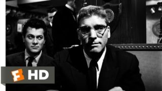 Sweet Smell of Success (2/11) Movie CLIP – J.J.'s Table (1957) HD