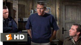 The Great Escape (5/11) Movie CLIP – Blitz Out (1963) HD